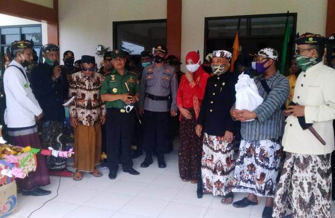 Ormas Pejuang Siliwangi Kawal Kirab Budaya Pangeran Pasarean Dalam-rangka Maulid Nabi Muhammad SAW