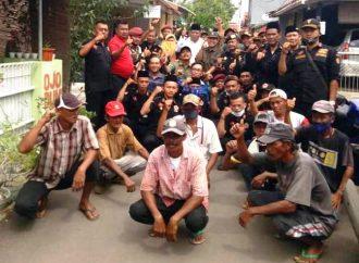 DPC Ormas Pejuang Siliwangi Indonesia Kabupaten Cirebon Santuni Kaum Dhuafa