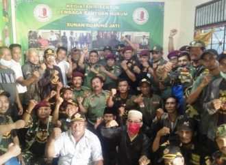 DPC Pejuang Siliwangi Cirebon Selenggarakan RAKERCAB