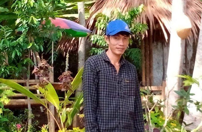 Gugun Gunawan Pria Kreatif Asal Desa Campakasari Perlu Dukungan Pemerintah