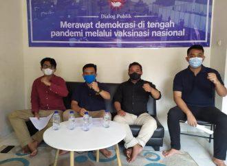 BEM PTM Indonesia Ajak Mahasiswa Segera Vaksin Untuk Lanjutkan Pesta Demokrasi 2024