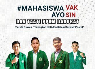 BEM Nusantara Sumut Bantu Pemerintah Fokus Penanggulangan Covid-19