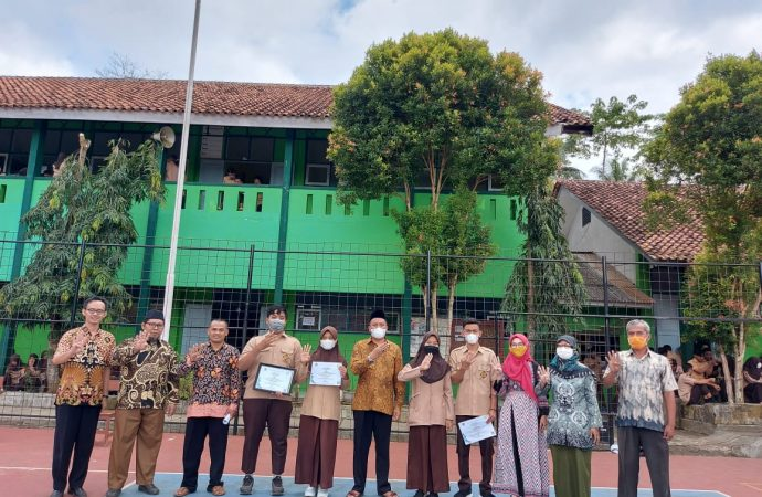 3 Siswa MAN 4 Kec Cikalong, Kab.Tasikmalaya Melaju ke KSM Tingkat Provinsi Jawa Barat