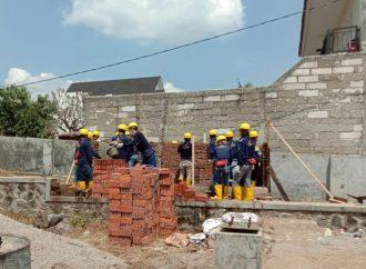 PUTR Majalengka Gelar Sertifikasi Tenaga Terampil Kontruksi Kerjasama Kementerian PUPR RI