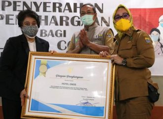 Pemda Kota Cirebon Tutup Lokasi Isoman di Dua Hotel, Beri Apresiasi ke Relawan Nakes