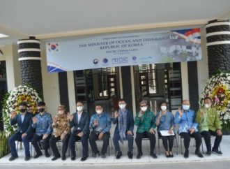 Gedung ITB Kampus Cirebon Pusat Penelitian dan Pelatihan Oceanografi Dibangun Korea dan Indonesia