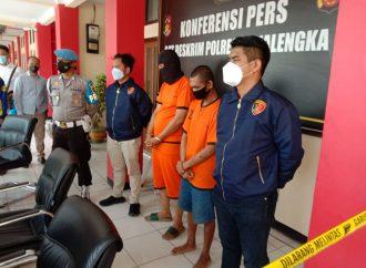 Bertamu di Rumah Sekda Lama, Uang 23 Juta Raib, Akhirnya Pelaku Ditangkap Polisi