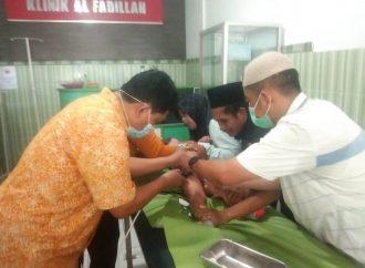 Khitanan Massal Klinik Al-Fadillah Desa Ciheras Kecamatan Cipatujah